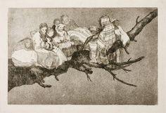 Goya en El Prado: Disparate ridículo