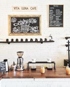 Vita Luna Cafe | Mills 50 district | photo by @theorlandogirl
