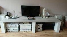 Möbel aus Ytong Steinen.