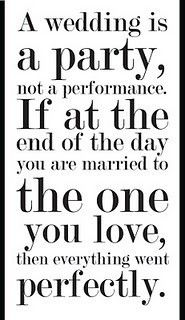 wedding Quote of the Day