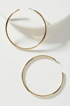 Slide View: 1: Jenny Hoop Earrings