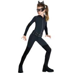 Déguisement catwoman Batman fille , licence, Batman, carnaval, anniversaire, fêtes