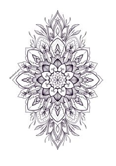 Forearm Mandala Tattoo, Half Sleeve Tattoos Forearm, Geometric Mandala Tattoo, Henna Tattoo Hand, Geometric Tattoo Design, Mandala Tattoo Design, Tattoo Designs, Lotus Mandala Design, Boho Tattoos