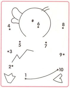 Crafts,Actvities and Worksheets for Preschool,Toddler and Kindergarten.Free printables and activity pages for free.Lots of worksheets and coloring pages. Preschool Writing, Numbers Preschool, Preschool Learning Activities, Kids Learning, Printable Preschool Worksheets, Kindergarten Math Worksheets, Alphabet Worksheets, Free Printable, Number Worksheets