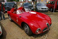 Alfa Romeo 6C 3000CM 1953 Bologna Italy