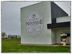 Visite de l'Huilerie de Neuville-de-Poitou - BLOG LA GUILLAUMETTE -