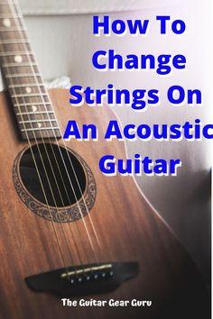Learn Acoustic Guitar, Acoustic Guitar Strings, Guitar Chords, Acoustic Guitars, Ukulele, Violin, Guitar Books, Guitar Sheet Music, Guitar Exercises