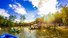 WV: New River Gorge- ACE Adventure Resort Wonderland Waterpark and Lake