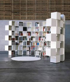 Shelving systems | Storage-Shelving | Net_storage | LAGO. Check it out on Architonic
