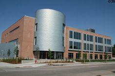 Laramie County Library. Cheyenne, WY. 3rd Grade Cheyenne Architecture