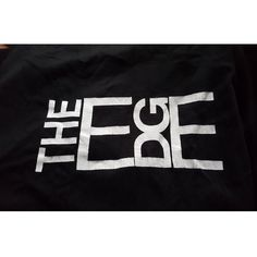 #vtg #90s #fruitoftheloom #theedge ?? What is this?