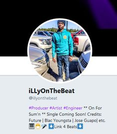 Listen to my beats and Music. Also follow me on all social networks @illyonthebeat #beatsforsale #itunes #trapbeats #rapbeats #flgang #spotify #beatstars #hnhh #wshh #rap #trap #producerlife