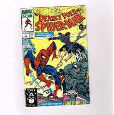 DEADLY FOES OF SPIDER-MAN 4-part Modern Age series by Danny Fingeroth! NM  http://www.ebay.com/itm/DEADLY-FOES-SPIDER-MAN-4-part-Modern-Age-series-Danny-Fingeroth-NM-/291384974634?roken=cUgayN&soutkn=lqbMJB