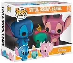 Stitch, Scrump & Angel