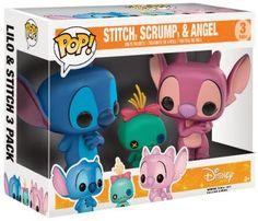 Stitch, Scrump & Angel