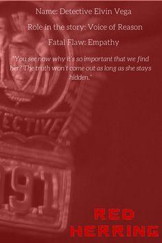 Detective Elvin Vega