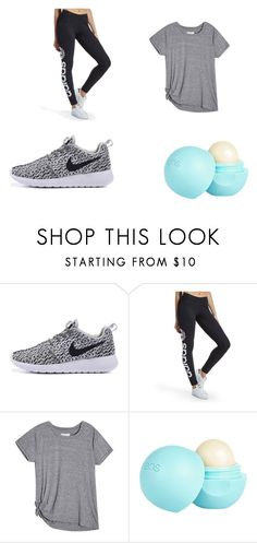 """""""Working out"""" by kb-fashionlover ❤ liked on Polyvore featuring adidas Originals and River Island"""