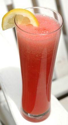 """Watermelon Lemonade"" #spring #recipe #lemon"
