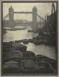Tower Bridge, 1909