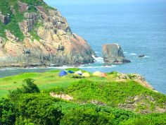 Camp sites in Hong Kong