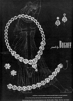 BOGOFF  Vogue 1949