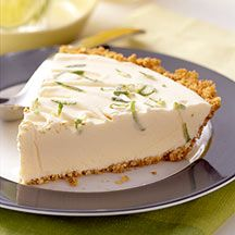 For when you'd rather eat your cocktail than sip it, try this Margarita Pie! #WWLoves #recipes