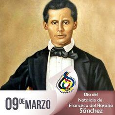 199 años  del  natalicio  de Francisco  del  Rosario  Sánchez   Padre  de  la  Patria.  #patria  #libertad  #independencia  #9marzo  #march9  #nacional  #RD  #republicaDominicana  #fedoarcuRD  #arte  #cultura  #libres  #independiente