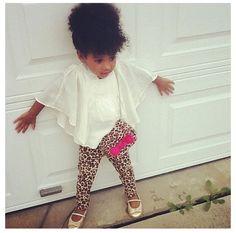 Cute! #BabyAnimalPrint