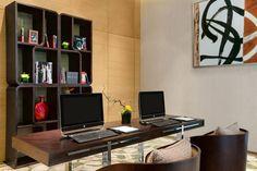 Business Center  Kempinski Hotel Yixing  Designed by HBA