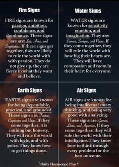 Fire, Water, Earth, Air Which one are you? Horoscope Memes, Zodiac Memes, Horoscope Signs, Zodiac Facts, Astrology Capricorn, Capricorn Facts, Pisces Zodiac, Scorpio, Zodiac Signs Elements