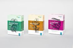 Zada Food Supplements / Medicine Packaging on Packaging of the World - Creative Package Design Gallery Drug Packaging, Medical Packaging, Product Packaging, Brand Packaging, Pharmacy Design, Medical Design, Have Fun Teaching, Soap Labels, Organic Brand