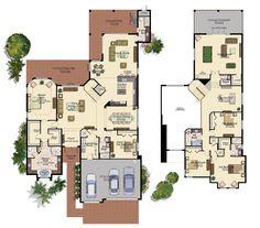REDWOOD/4 Floor Plan