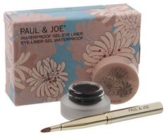 Paul and Joe keep on surprising us with incredible pretty make-up line Waterproof Gel Eyeliner, Paul And Joe, Cat Makeup, Cosmetic Packaging, Beauty News, Makeup Collection, Packaging Design, Make Up, Skin Care