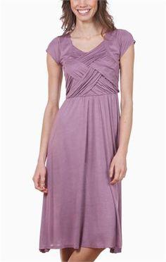 Weave dress in Wistful Mauve from Modbe $29.40