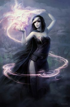 The Princess of Darkness by AlexRaspad on DeviantArt