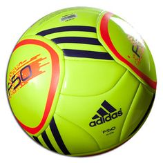 my favorite kind of soccer ball!! the best ever! #ADIDAS