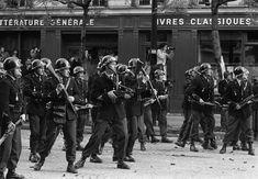 May, 68, Paris  Photographer Gökşin Sipahioğlu #Mai68