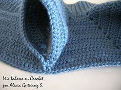 Mis labores en Crochet: Paso a paso del suéter para mascotas. Puppy Clothes, Dog Coats, Love Crochet, Pet Shop, Animals And Pets, Chihuahua, Puppies, Dogs, Accessories