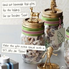 The perfect homemade gift: Reindeer Treat