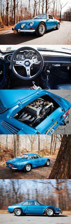 1975 Renault Alpine ✏✏✏✏✏✏✏✏✏✏✏✏✏✏✏✏ IDEE CADEAU / CUTE GIFT IDEA  ☞ http://gabyfeeriefr.tumblr.com/archive ✏✏✏✏✏✏✏✏✏✏✏✏✏✏✏✏