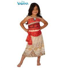 #Disfraz de #Vaiana para niña  Ideal para fiestas o realizar un bonito regalo. Mercadisfraces tu #tienda de #disfraces #online