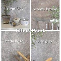 GRATIS handgeverfde sample Betonlook verf / Effect Paint Bronze Brown Primer Wit Industrial Interiors, Beige, Brown, Toilet, Painting, String Bag, Styling Tips, Kitchens, Dining Room