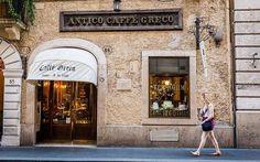 Caffe Greco:Rome