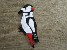 This quirky set of felt magnets is an ideal nature lovers gift, or bird watchers gift, bringing a little bit of the outside in. Set of 3 woodland birds: Owl (Height Width Nuthatch (Height Width Great spotted wood pecker (Height. Felt Magnet, Gifts For Nature Lovers, Magnets, Disney Characters, Fictional Characters, Owl, Handmade Items, Birds, Wildlife Nature