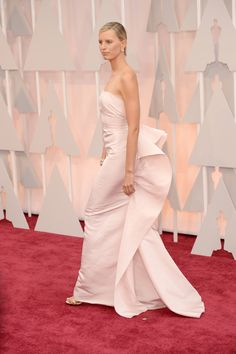See Every Look from the 2015 Oscars Red Carpet  - MarieClaire.com