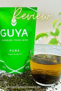 Werbung - Trinkt ihr auch so gerne Tee? Dann kann ich euch den Guayusa Energy Tee Pure von Guya ans Herz legen. Im Blog stelle ich euch den Tee vor. #bio #coldbrew #drinkguya #energytee #fair #guayusa #guayusatee #nachhaltig #ökologisch #tee #umweltfreundlich Pure Tea, Alcoholic Drinks, Blog, Wine, Pure Products, Lifestyle, Shopping, Refreshing Drinks, Health And Fitness