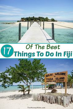 Fiji - Planning a Fiji vacation? There are plenty of things to do in Fiji from island excursions to exploring a Fiji village. Find out which Fiji tours were our favorite and which ones were just so-so. honeymoon 17 Of The Best Things To Do In Fiji Bora Bora, Tahiti, Places To Travel, Travel Destinations, Vacation Places, Italy Vacation, Fiji Honeymoon, Honeymoon Ideas, Fiji Culture
