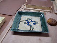 LaPella Art: Dropped Platters