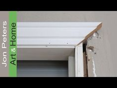 How to Install Window & Door Trim - Casing Made Simple - YouTube