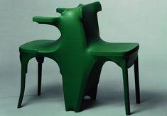 Kokon Double Chair by Jurgen Bey, 1997 Photo Credit: Droog Design